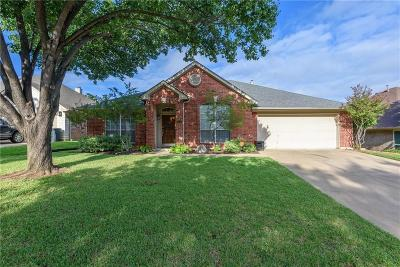 Grapevine Single Family Home For Sale: 4318 Country Lane