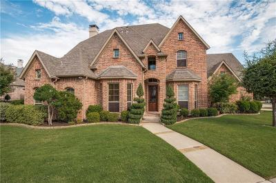 Frisco Single Family Home For Sale: 20 Glistening Pond Drive