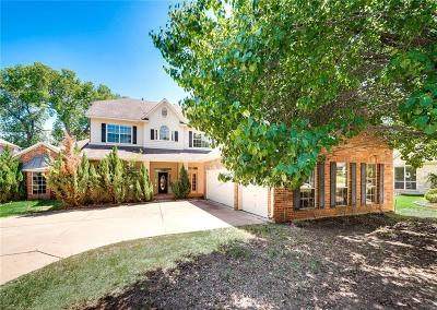 Azle Single Family Home Active Option Contract: 328 Leeward Circle