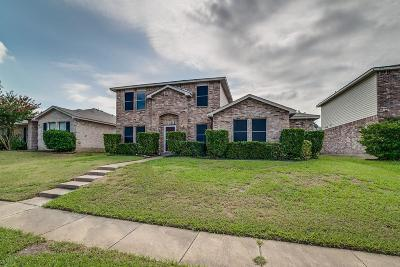 Rockwall Single Family Home For Sale: 1463 Stewart Drive