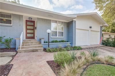 Dallas TX Single Family Home For Sale: $425,000