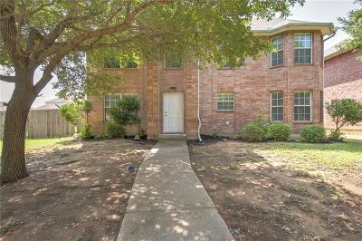 Cedar Hill Single Family Home Active Option Contract: 604 Whispering Trail