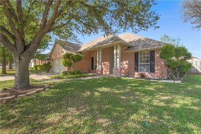 Burleson Single Family Home For Sale: 1100 Highcrest Drive