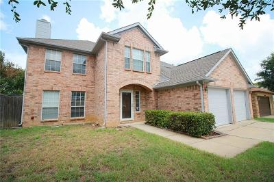 Euless Single Family Home For Sale: 2502 Jamestown Court