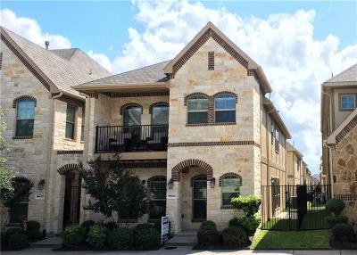 McKinney TX Townhouse For Sale: $300,000