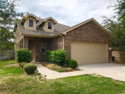 Azle Single Family Home For Sale: 1228 Edgewater Drive
