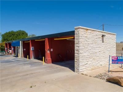Granbury Commercial For Sale: 724 W Pearl Street