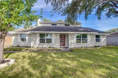 Dallas Single Family Home For Sale: 9710 Lynbrook Drive