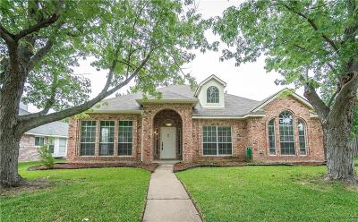 Wylie Single Family Home For Sale: 611 Andersonville Lane