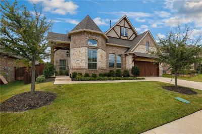 Frisco Single Family Home Active Option Contract: 6199 Canyon Ranch Road