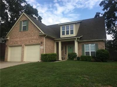 Lake Dallas Single Family Home For Sale: 525 Mattie Lane