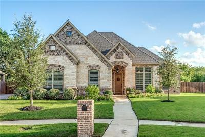 Arlington Single Family Home Active Option Contract: 2714 Stonebriar Court