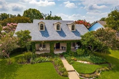 Garland Single Family Home Active Option Contract: 602 Glen Canyon Drive