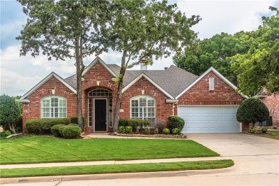 Flower Mound Single Family Home For Sale: 4212 Jubilee Drive