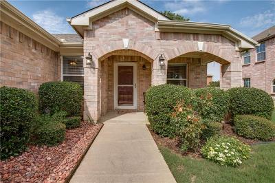 Euless Single Family Home Active Option Contract: 511 Angela Lane