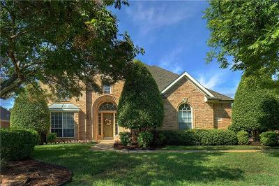 Colleyville Single Family Home For Sale: 6902 Upland Lane