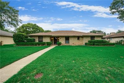 Desoto Single Family Home Active Option Contract: 1034 Shadywood Lane