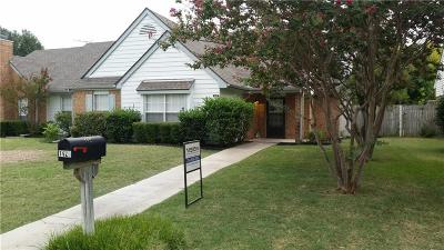Residential Lease For Lease: 1420 Broadmoor Drive