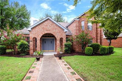 Allen Single Family Home For Sale: 828 Deerlake Drive