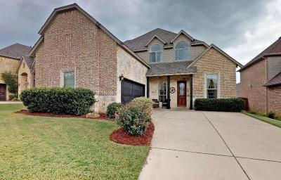 Denton Single Family Home For Sale: 204 Thistle Ridge