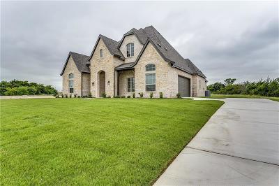 Midlothian Single Family Home For Sale: 2521 Creek Crossing Lane