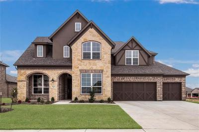 Little Elm Single Family Home For Sale: 1621 Serra Drive