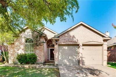 McKinney Single Family Home For Sale: 2804 Dover Drive