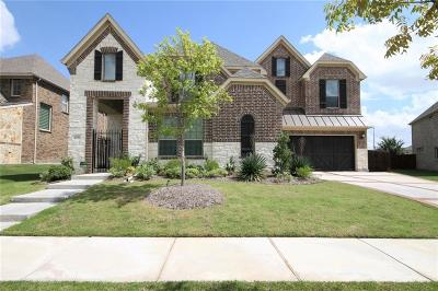 Frisco Single Family Home For Sale: 4536 Addax Trail