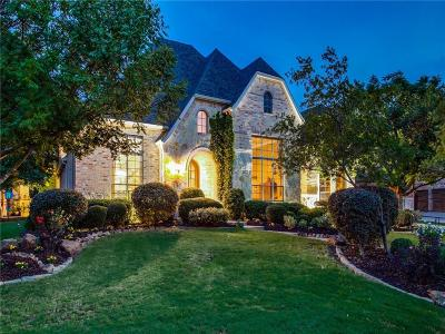 Southlake Single Family Home Active Option Contract: 402 Orchard Hill Drive