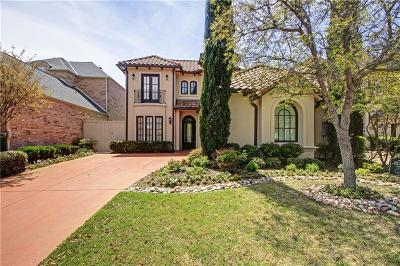 Plano Single Family Home For Sale: 5732 Gleneagles Drive