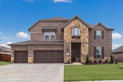 Little Elm Single Family Home For Sale: 1617 Serra Drive