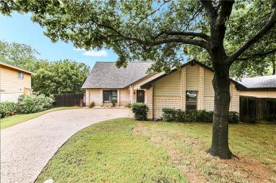 Carrollton Single Family Home For Sale: 1611 Camero Drive
