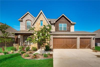Wylie Single Family Home For Sale: 109 Carriage Run Drive