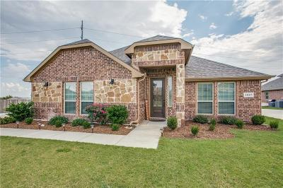Wylie Single Family Home For Sale: 1817 Enchanted Cove