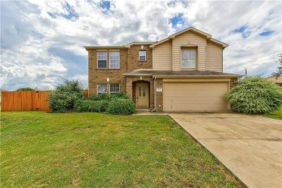 Forney Single Family Home For Sale: 205 Stanford