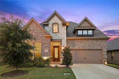 Flower Mound Single Family Home For Sale: 6321 Crossvine Trail