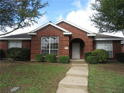 Mckinney Single Family Home For Sale: 3900 Chelsea Drive