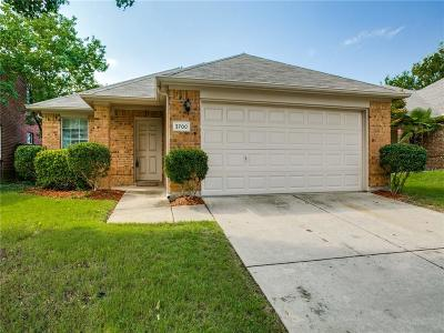 Bedford Single Family Home Active Option Contract: 3700 Silverio Trail