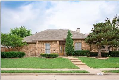Allen Single Family Home Active Option Contract: 1104 Sandy Creek Drive