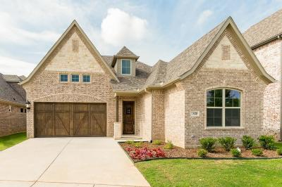 Keller Single Family Home For Sale: 321 Arrowhead Pass