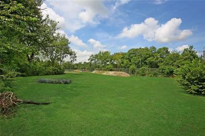 Dallas Residential Lots & Land For Sale: 4831 Brookview Drive