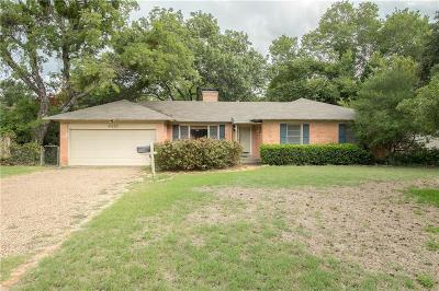 Single Family Home For Sale: 6437 Churchill Way