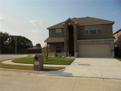 Hurst, Euless, Bedford Single Family Home For Sale: 2509 Serene Court
