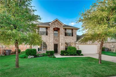 Little Elm Single Family Home For Sale: 3025 Aurora Mist Drive