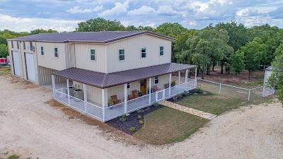 Stephenville Single Family Home For Sale: 4495 Fm 913