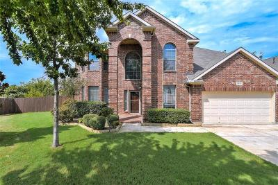 Fort Worth Single Family Home For Sale: 3201 Button Bush Drive