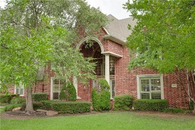 Flower Mound Single Family Home For Sale: 4502 Equestrian Way