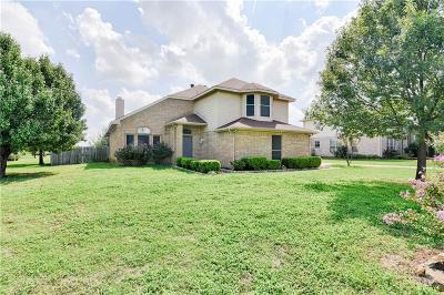 Crowley Single Family Home For Sale: 9713 Simbra Lane