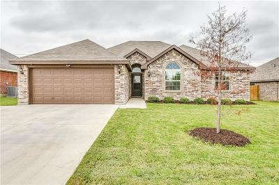 Crowley Single Family Home For Sale: 612 Hummingbird Trail