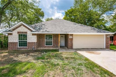Seagoville Single Family Home For Sale: 908 Howard Street